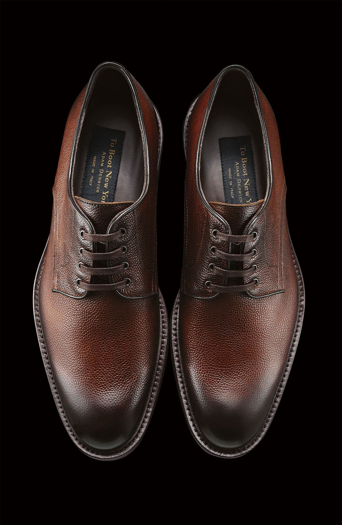 Alternate Image 5  - To Boot New York 'Clark' Plain Toe Derby