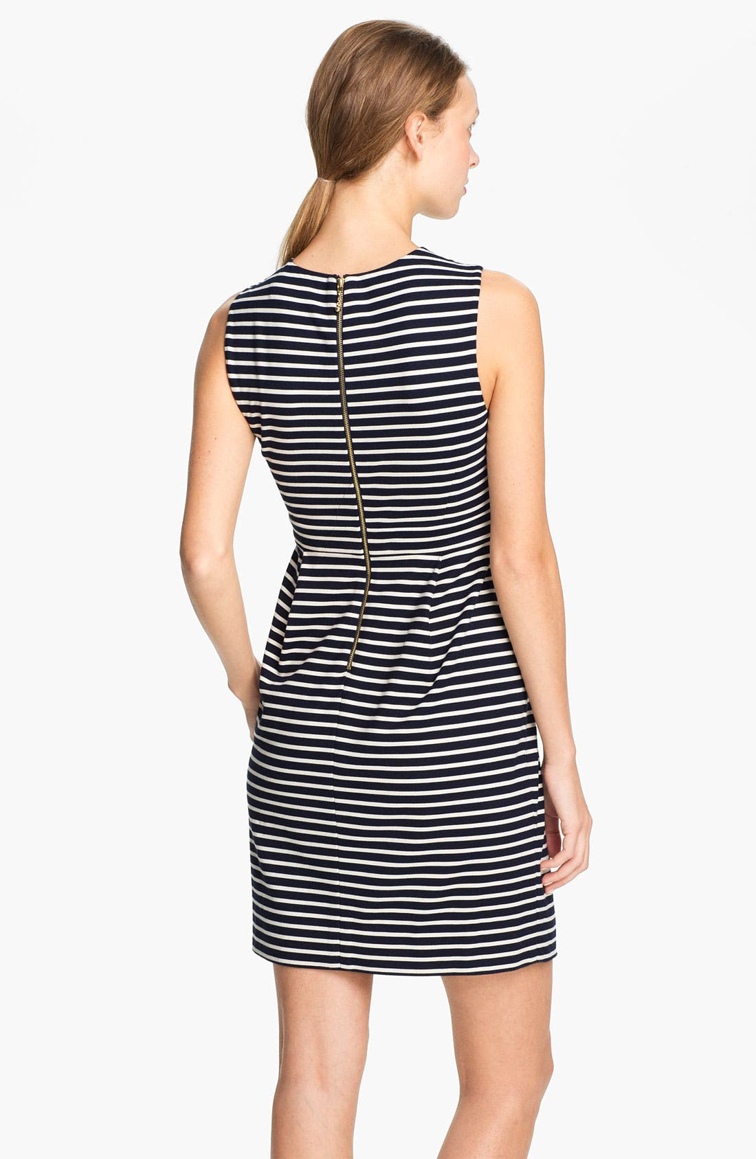 Alternate Image 2  - kate spade new york 'kellie' knit sheath dress