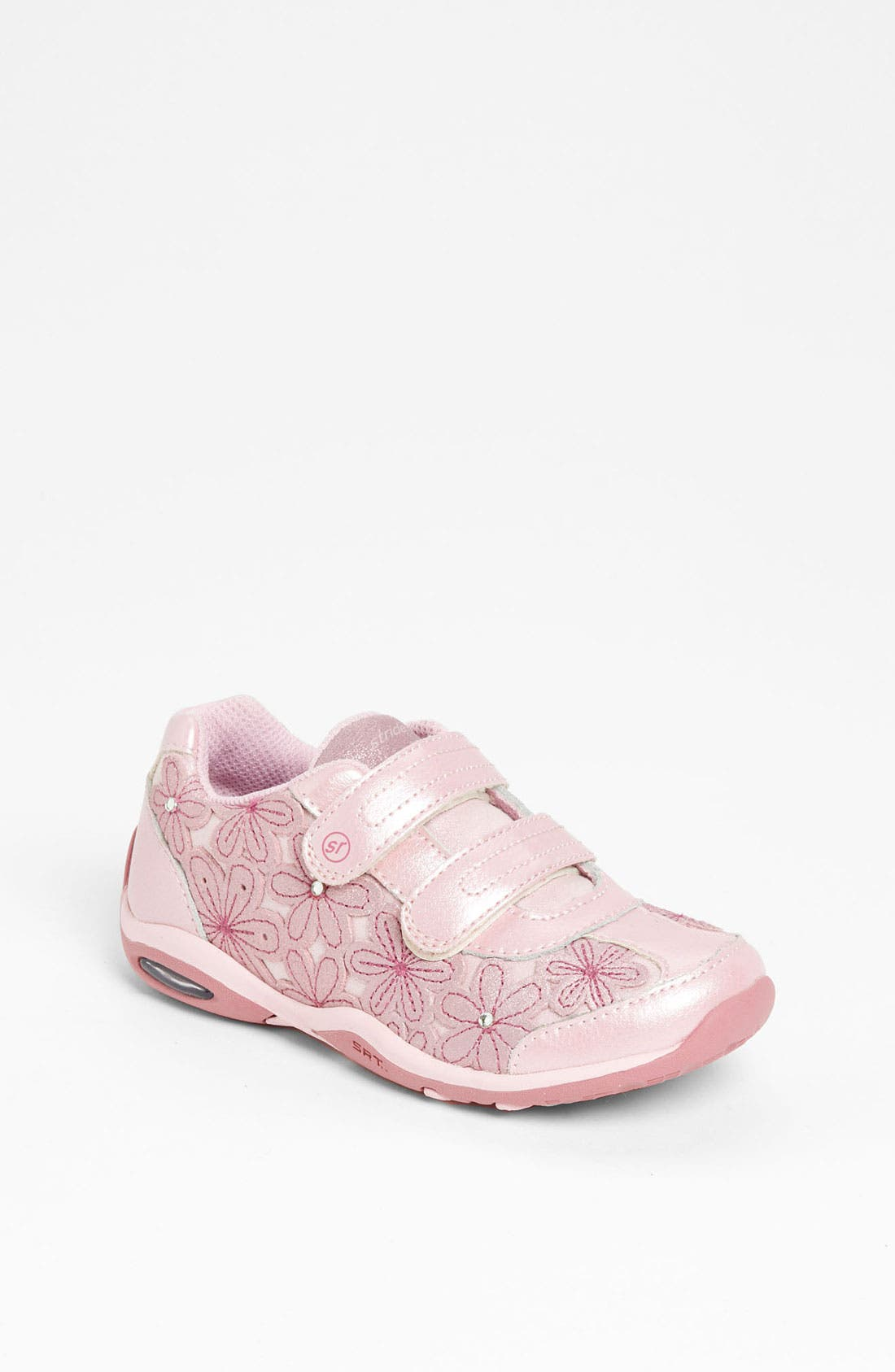 Alternate Image 1 Selected - Stride Rite 'Disney™ - Beatrice' Sneaker (Toddler & Little Kid)