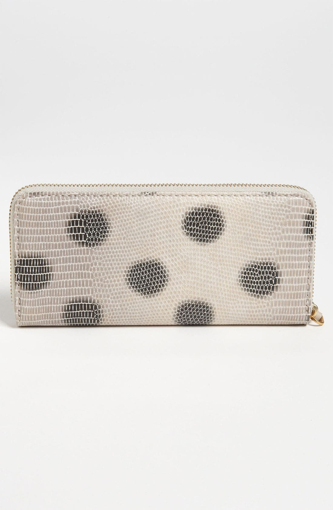 Alternate Image 4  - MARC BY MARC JACOBS 'Take Me - Lizzie Spot' Embossed Zip Around Wallet