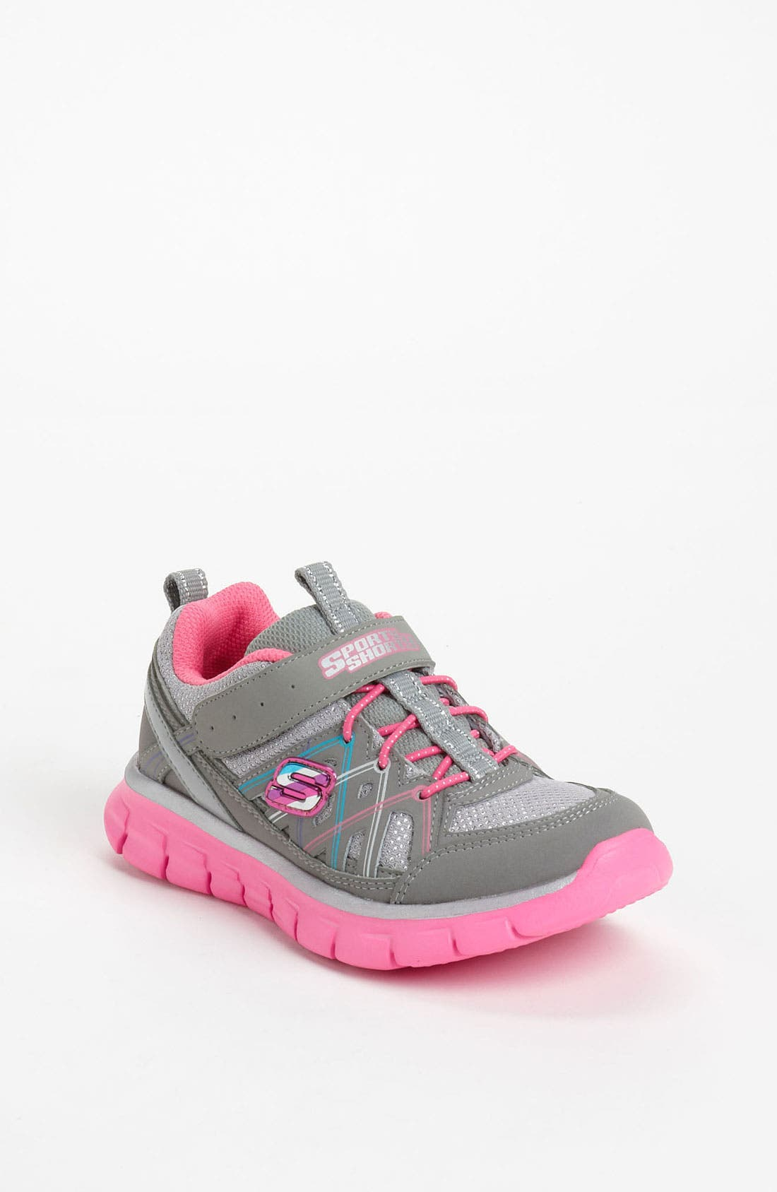Alternate Image 1 Selected - SKECHERS 'Synergy Aerials' Sneaker (Toddler, Little Kid & Big Kid)