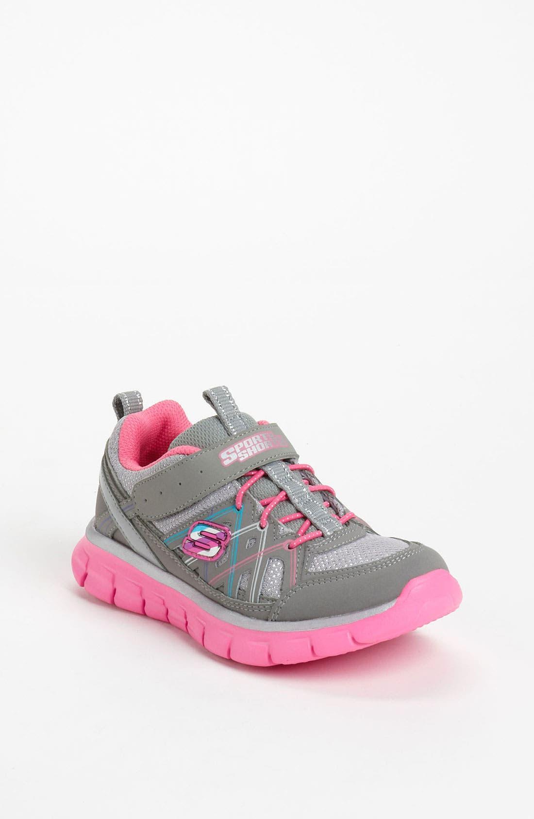 Main Image - SKECHERS 'Synergy Aerials' Sneaker (Toddler, Little Kid & Big Kid)