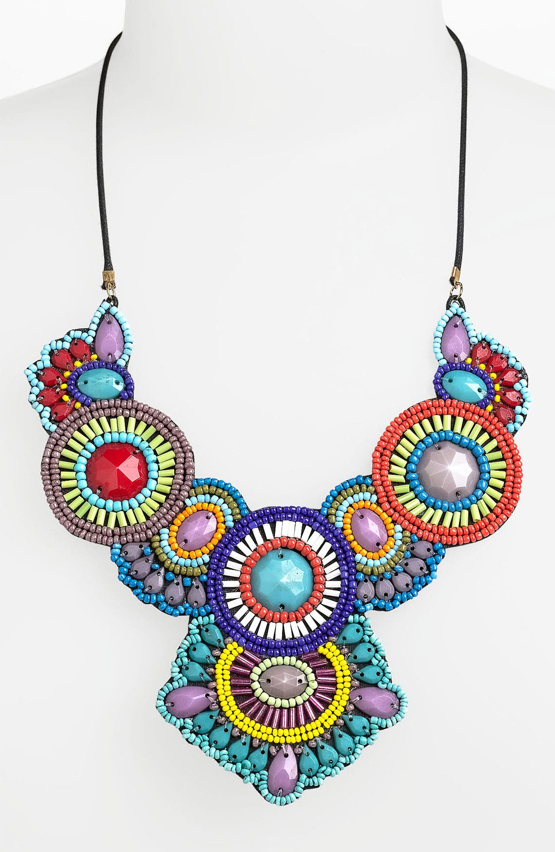 Main Image - Spring Street 'Frida' Statement Necklace