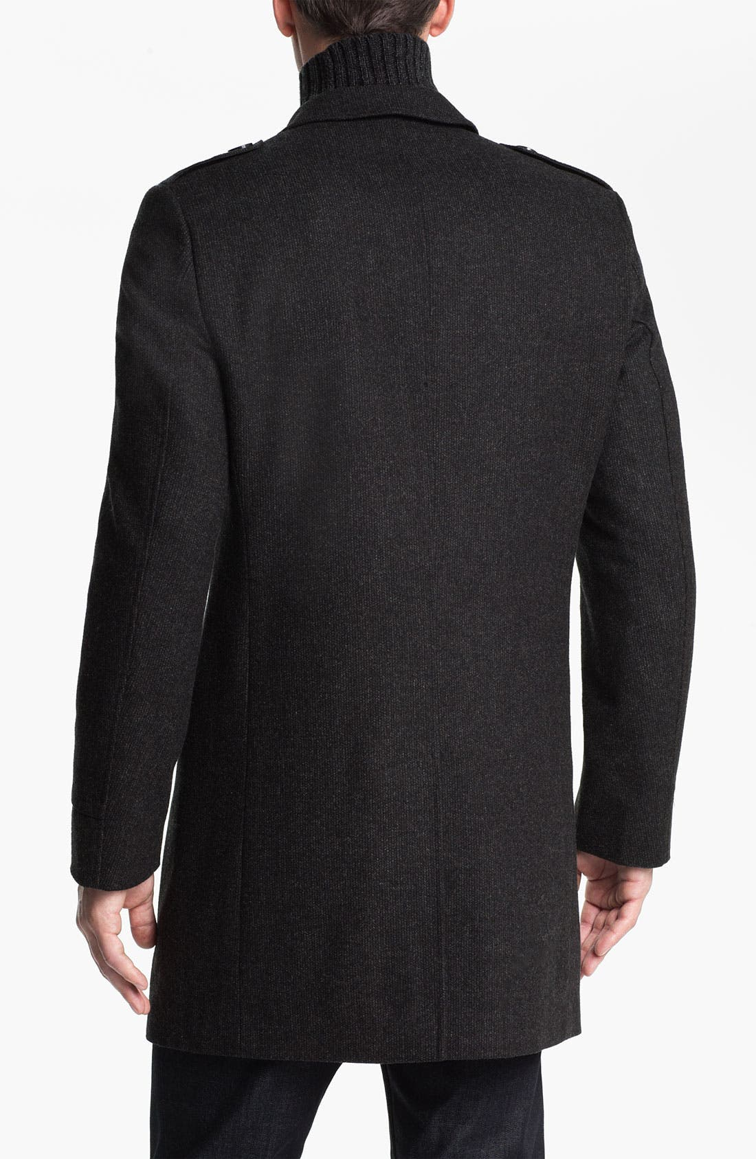 Alternate Image 2  - 7 Diamonds 'Sefton' Wool Coat