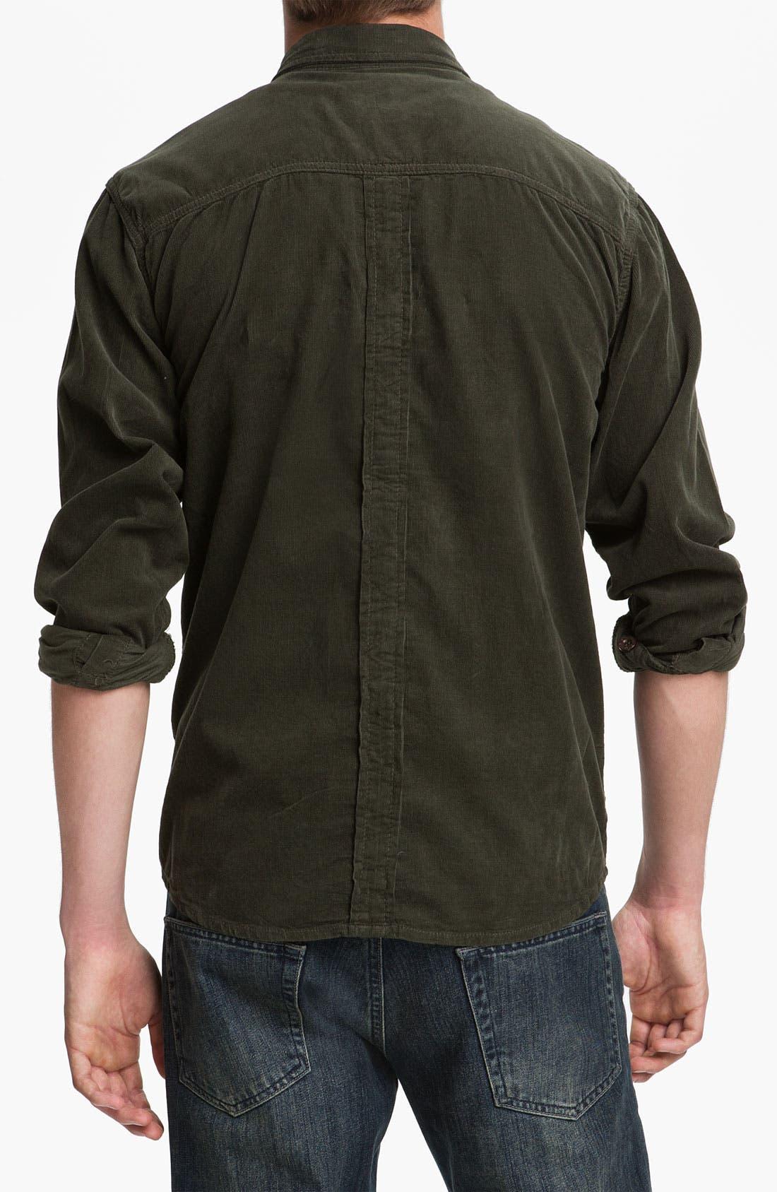 Alternate Image 2  - Ezekiel 'Corky' Corduroy Shirt
