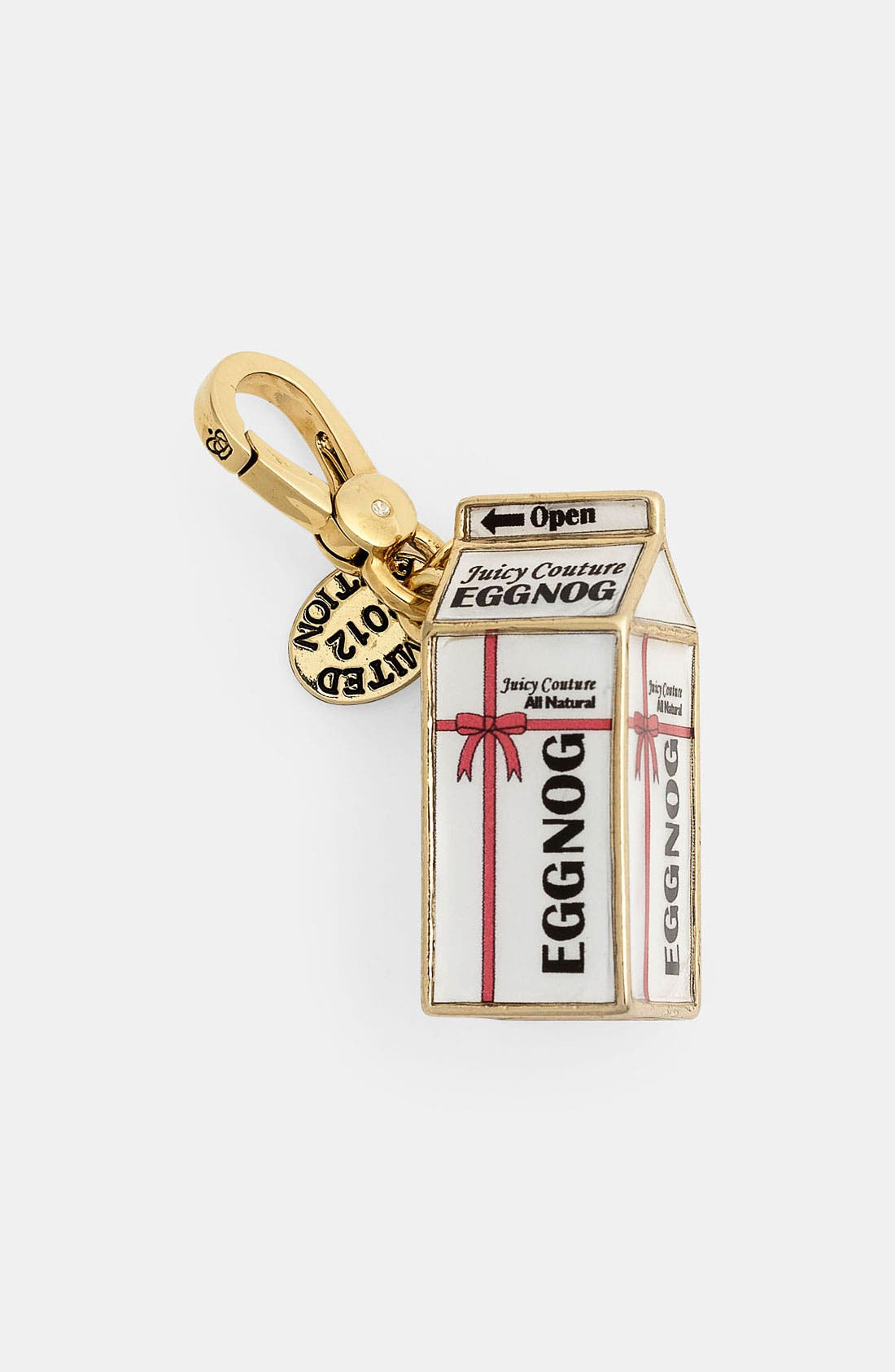 Alternate Image 1 Selected - Juicy Couture Eggnog Charm
