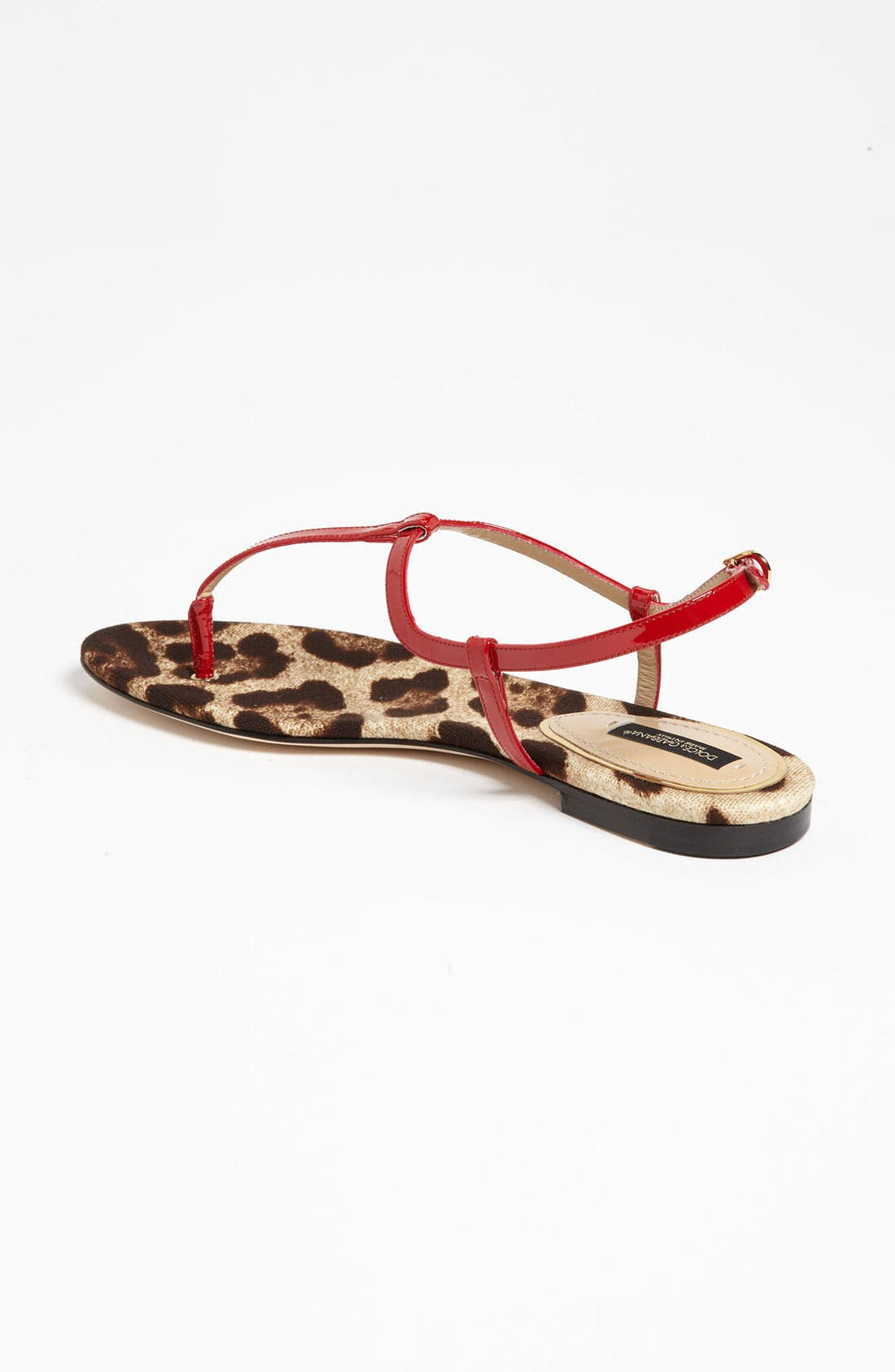 Alternate Image 2  - Dolce&Gabbana T-Strap Sandal