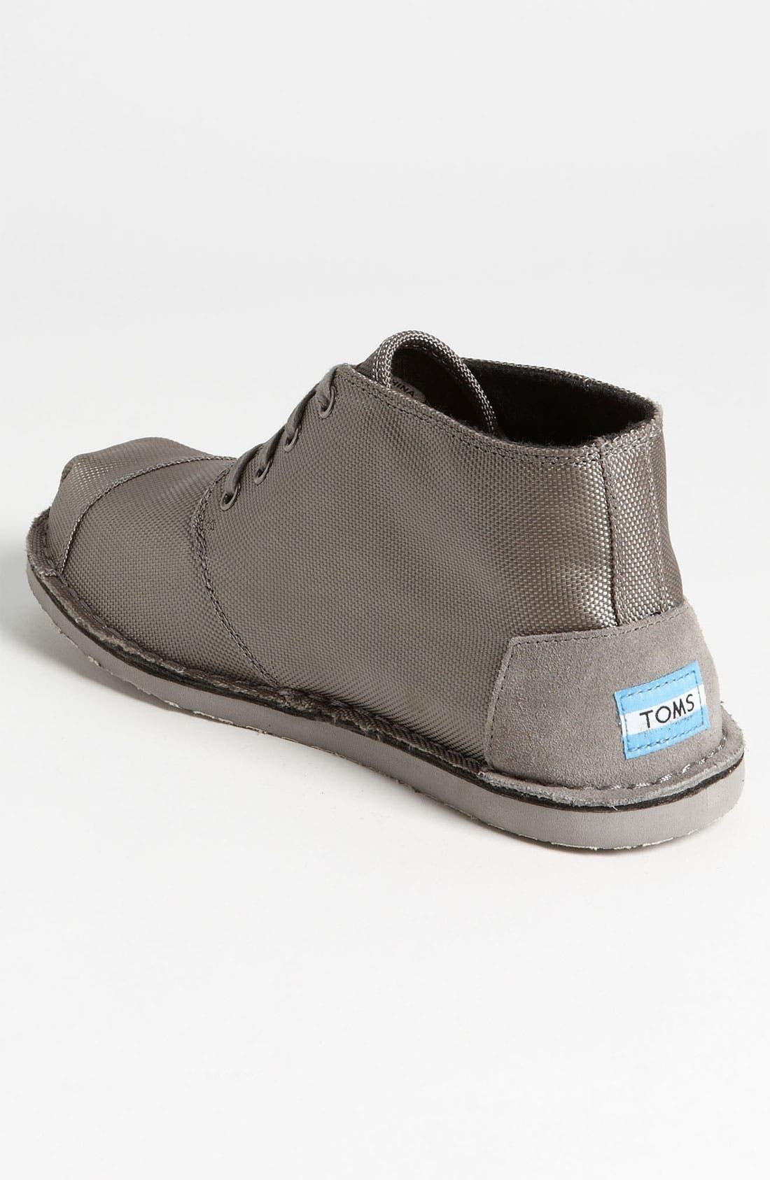Alternate Image 2  - TOMS 'Botas - Desert' Nylon Chukka Boot (Men) (Online Only)