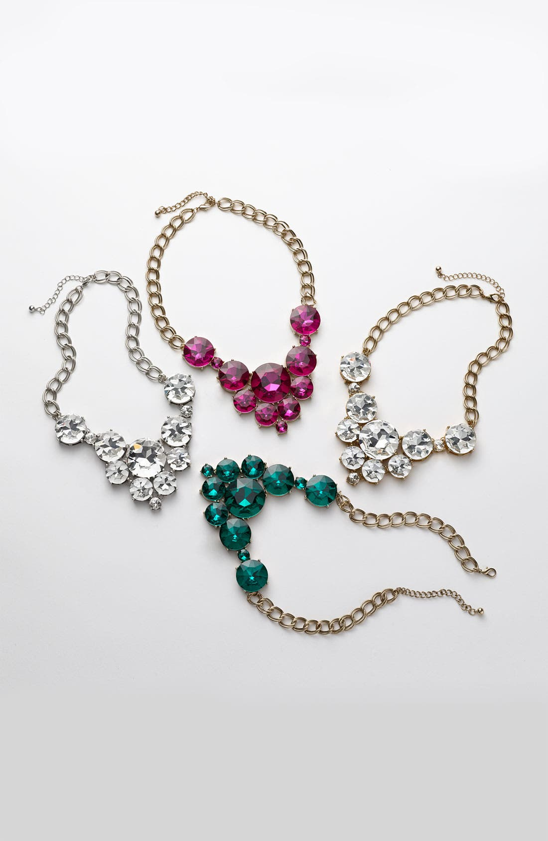 Alternate Image 2  - Tasha Bib Necklace (Special Purchase)