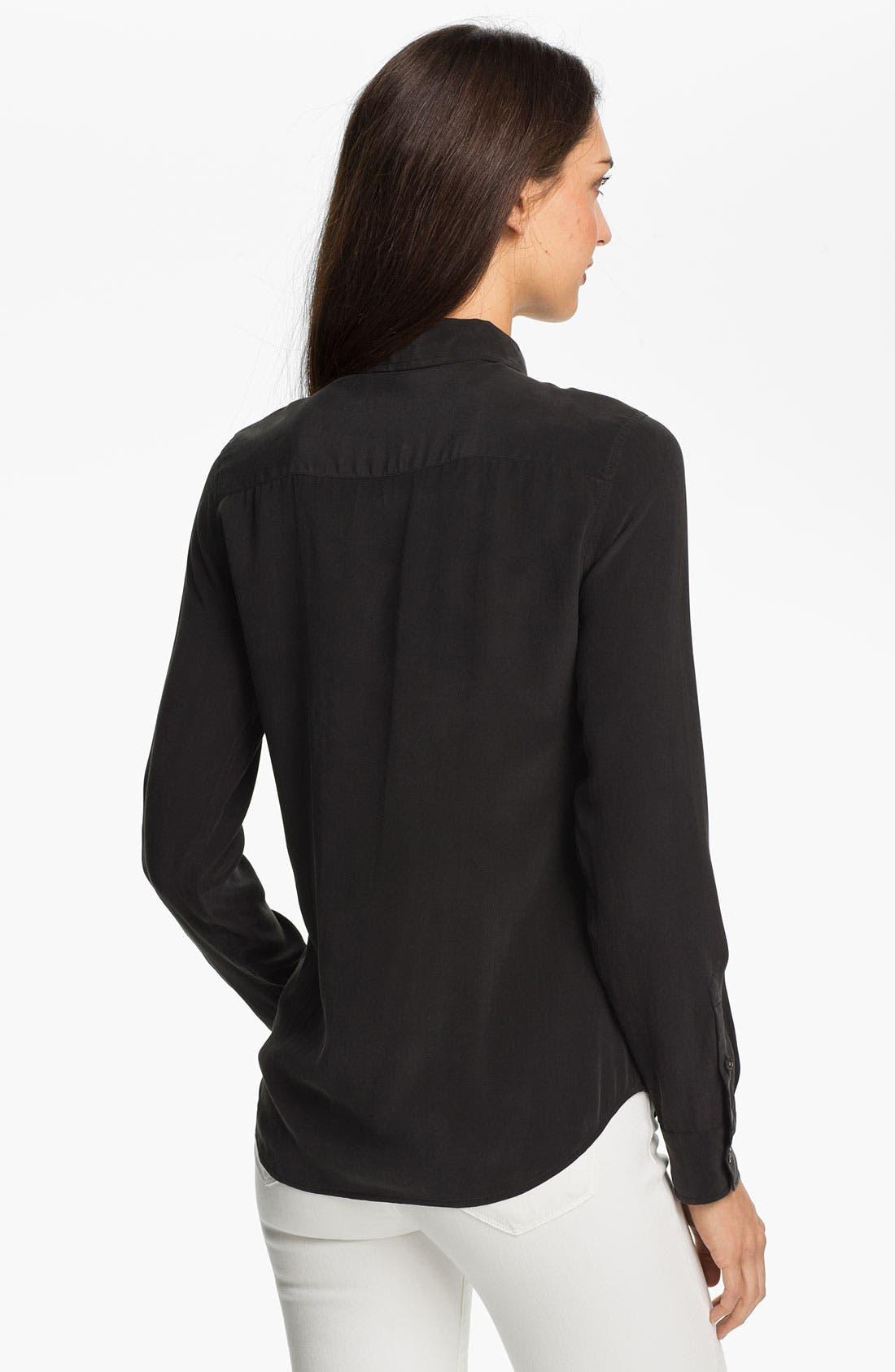 Alternate Image 2  - Equipment 'Brett' Silk Shirt
