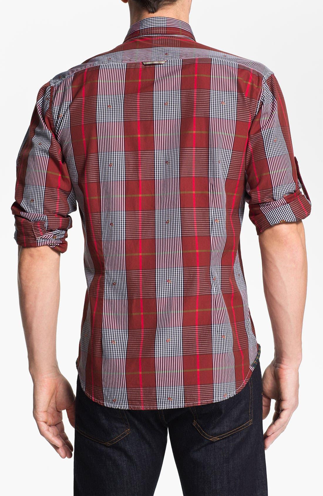 Alternate Image 3  - Robert Graham 'Leoni' Sport Shirt