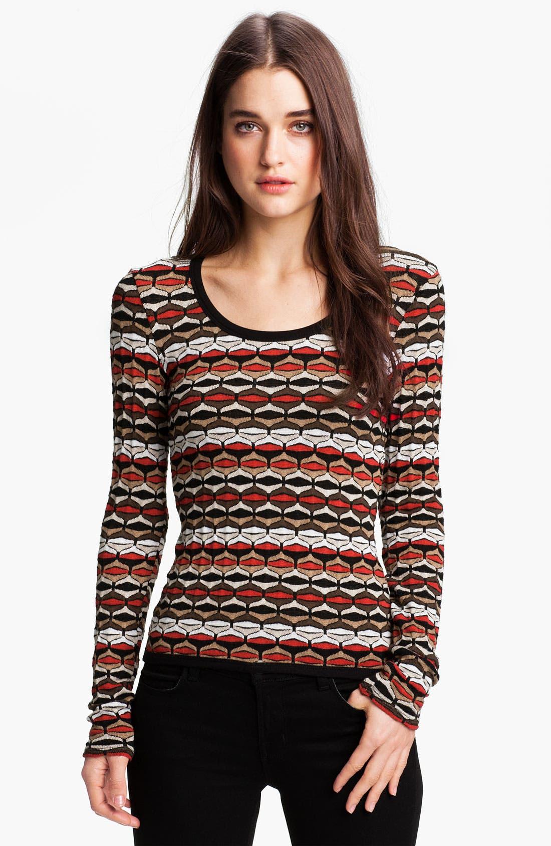 Alternate Image 1 Selected - Bailey 44 Retro Motif Sweater