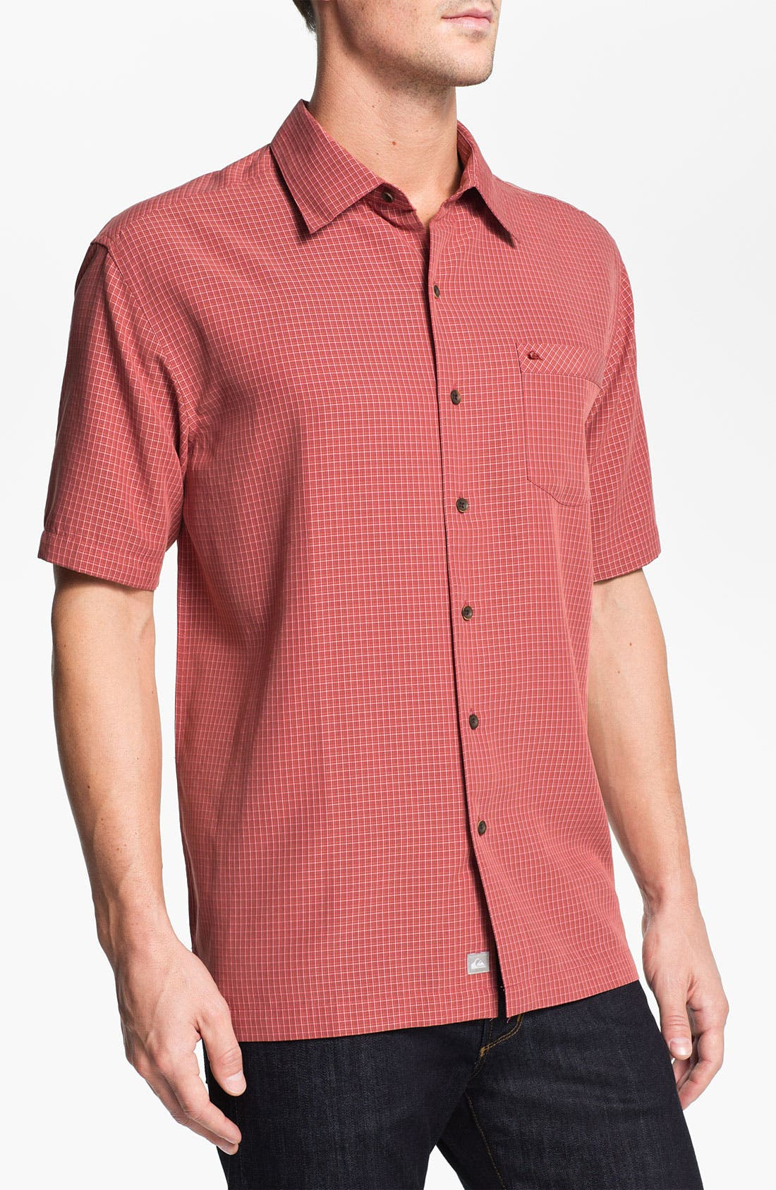 Alternate Image 1 Selected - Quiksilver 'Clearview Cove' Woven Shirt