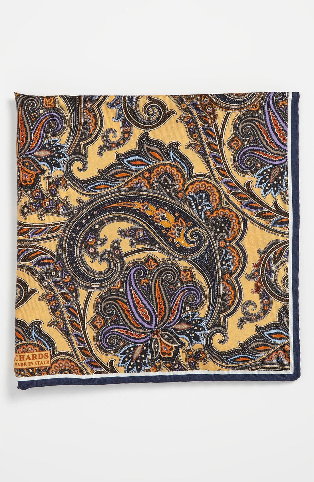 Main Image - J.Z. Richards Silk Pocket Square