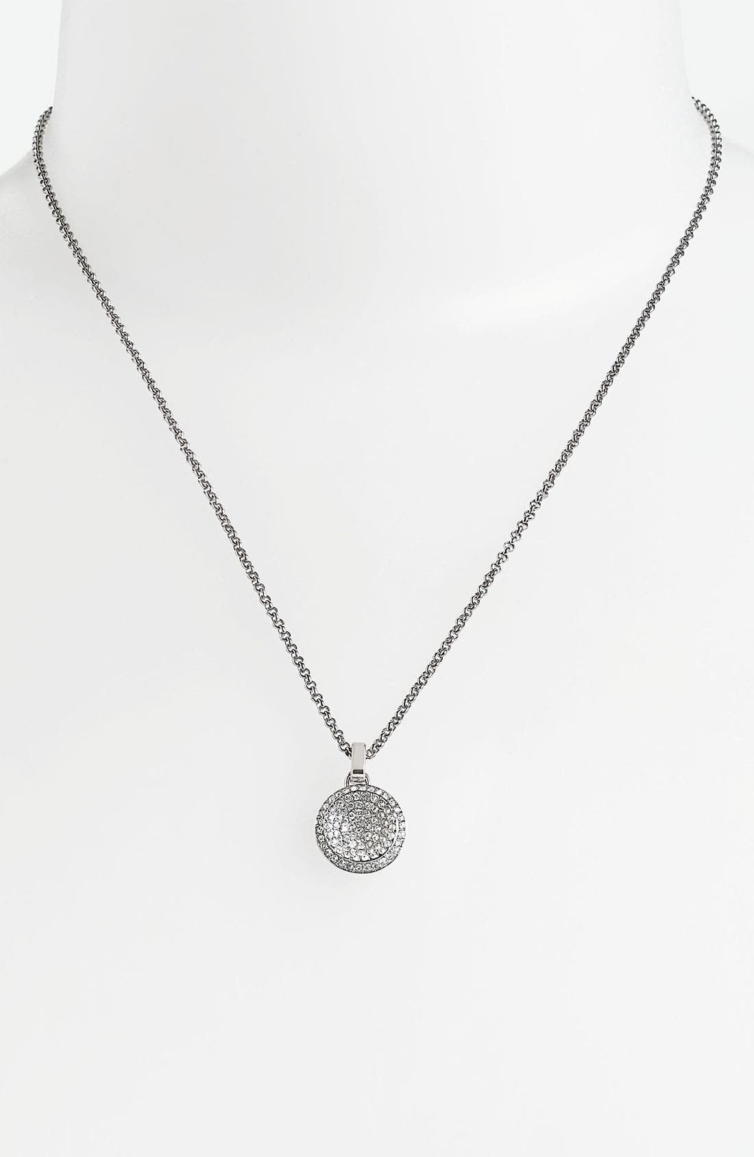 Alternate Image 1 Selected - Michael Kors Pendant Necklace