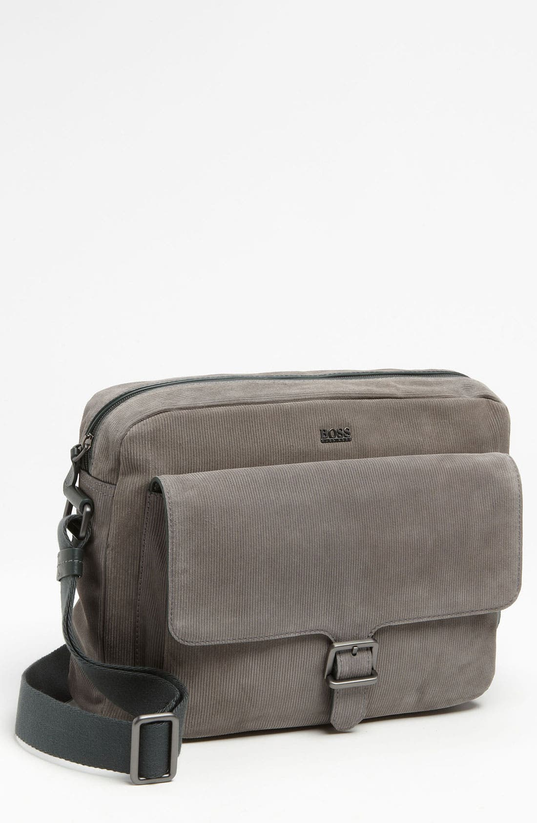Alternate Image 1 Selected - BOSS Black 'Carmos' Messenger Bag