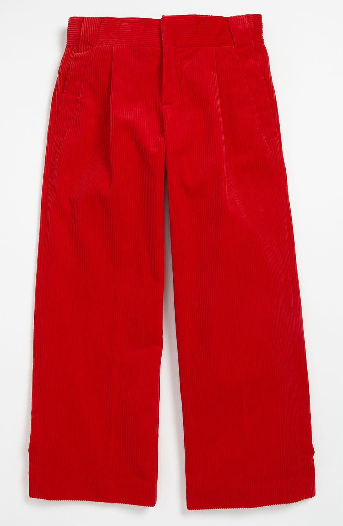Alternate Image 2  - Marni Corduroy Pants (Little Girls & Big Girls)