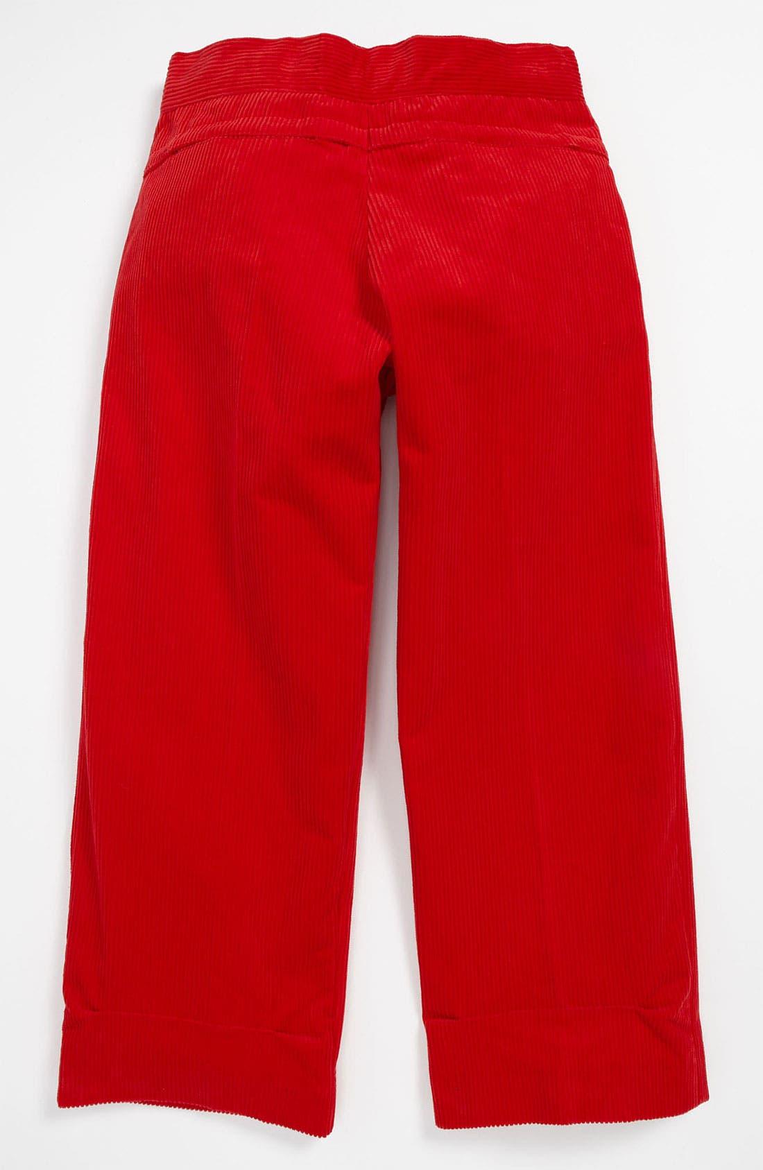 Alternate Image 1 Selected - Marni Corduroy Pants (Little Girls & Big Girls)