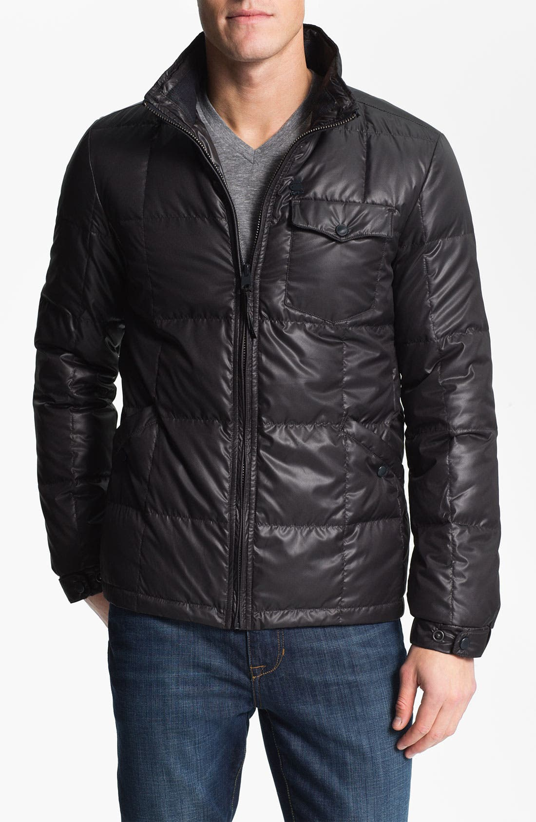 Alternate Image 1 Selected - G-Star Raw Quilted Jacket
