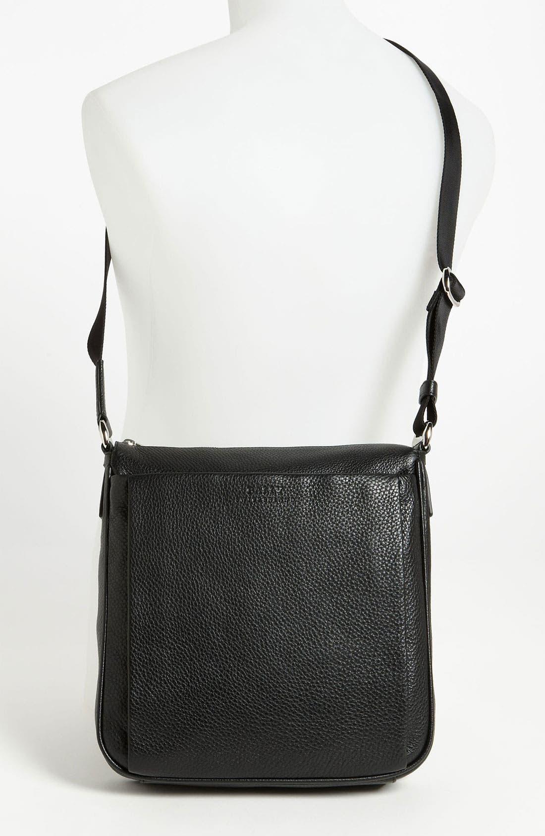 Alternate Image 4  - Bally Calfskin Messenger Bag