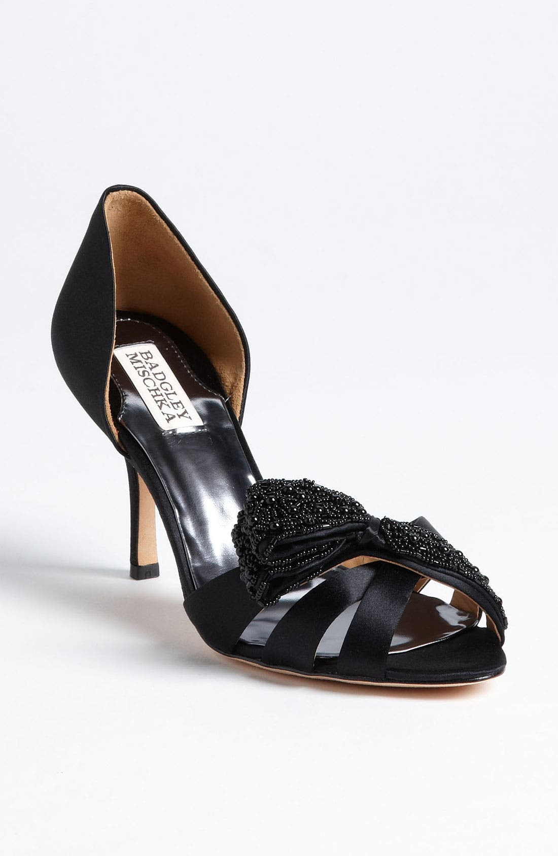 Alternate Image 1 Selected - Badgley Mischka 'Vita' Pump