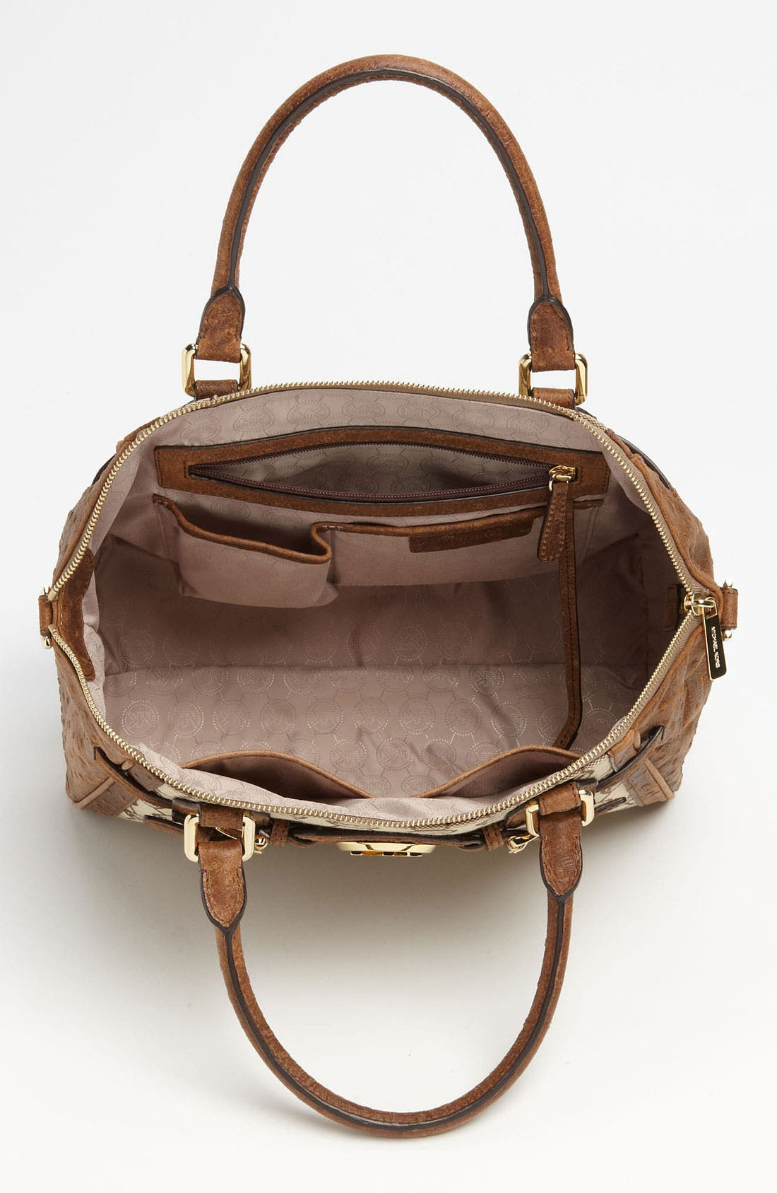 Alternate Image 3  - MICHAEL Michael Kors 'Hudson - Large' Satchel