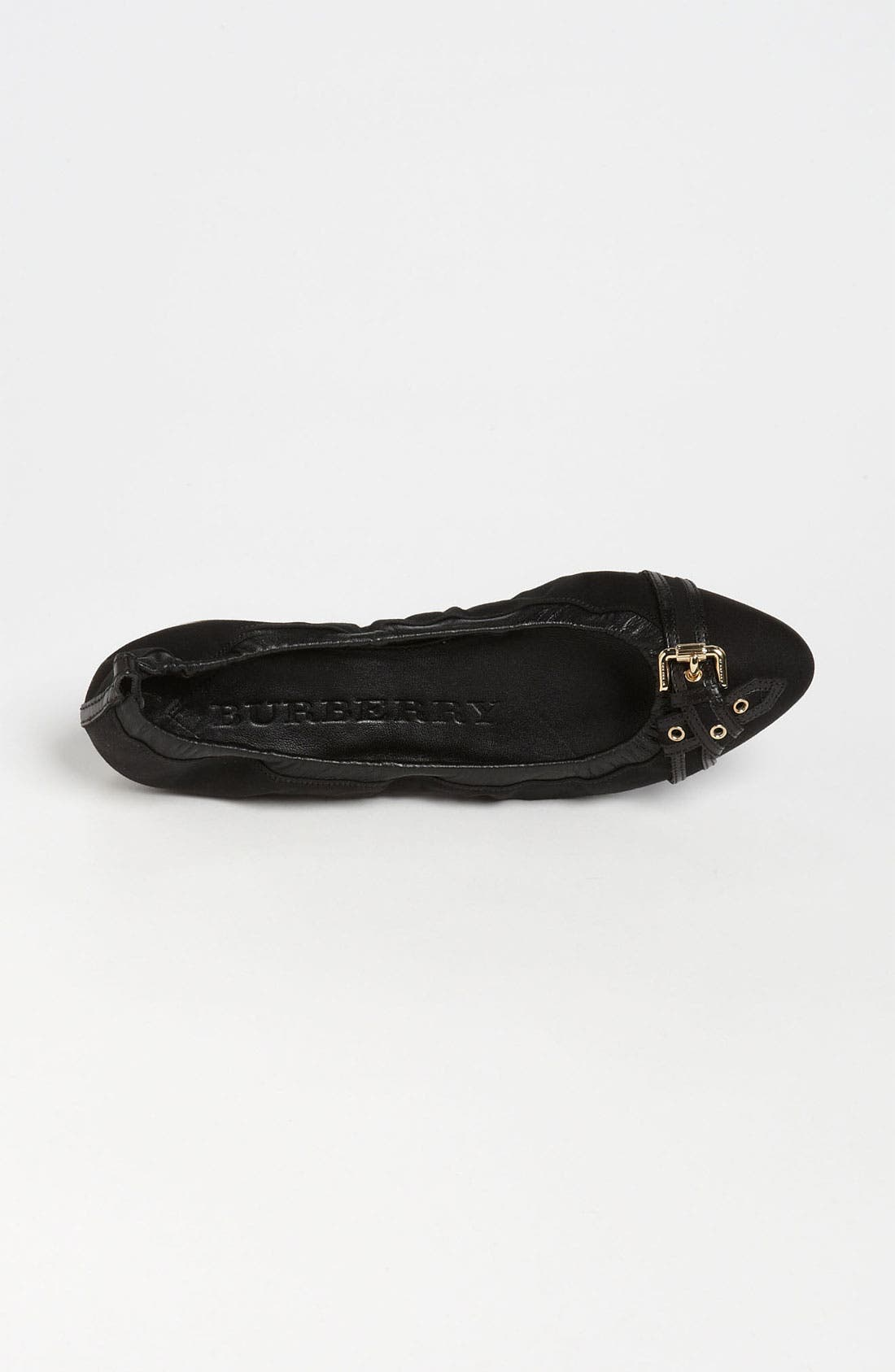 Alternate Image 3  - Burberry 'Thompson' Skimmer Flat