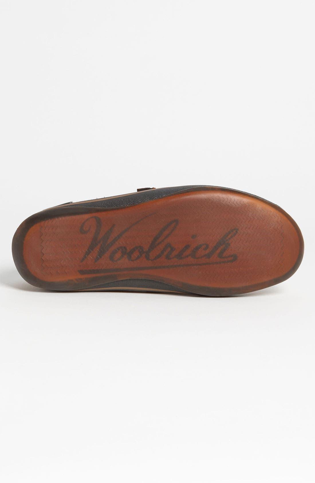 Alternate Image 4  - Woolrich 'Weston' Slipper (Online Only)