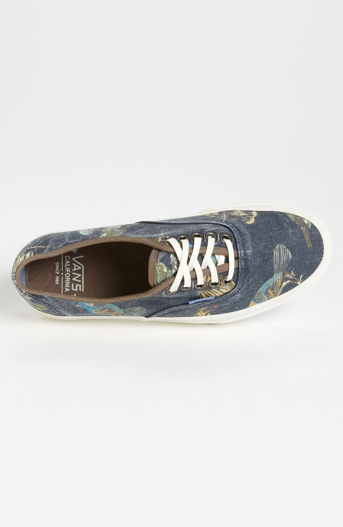 Alternate Image 3  - Vans 'Cali - Authentic' Print Sneaker (Men)