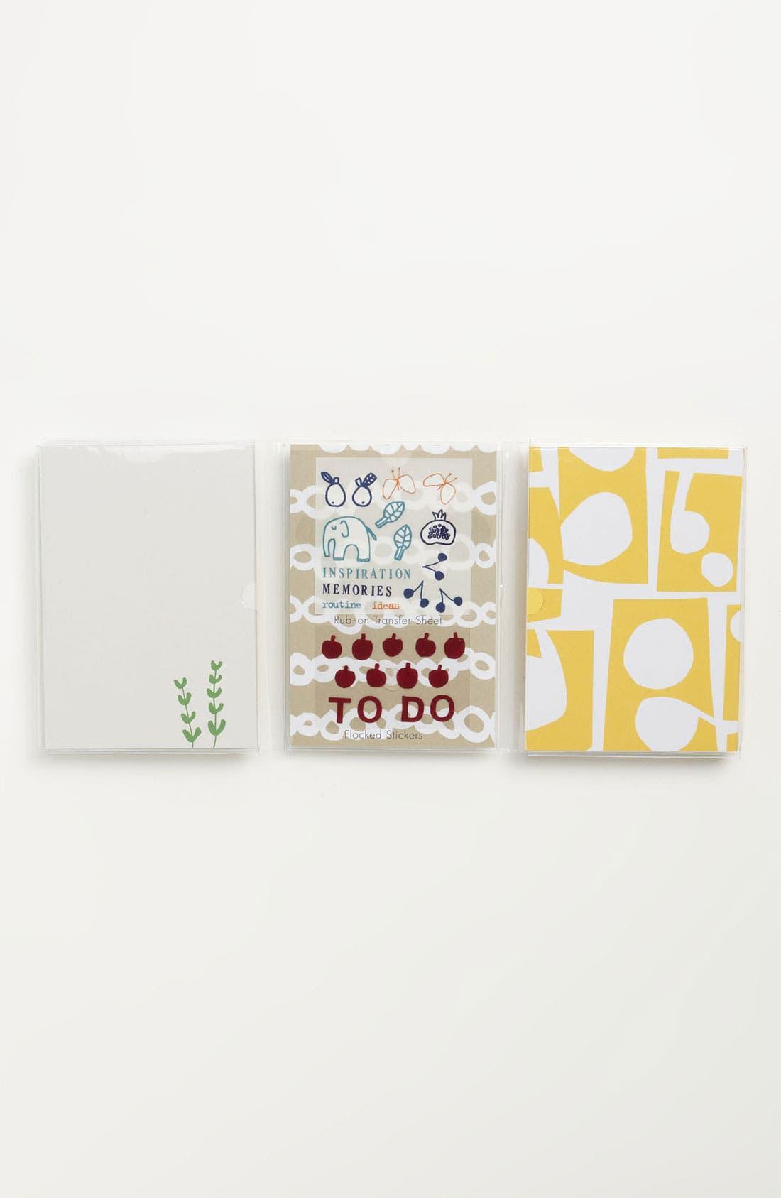 Alternate Image 2  - Paperback Notebooks (2-Pack)