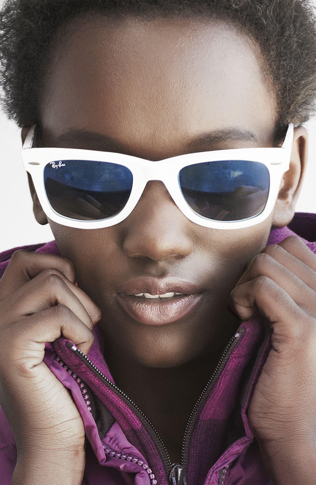 Alternate Image 3  - Ray-Ban 'London Wayfarer' 50mm Sunglasses