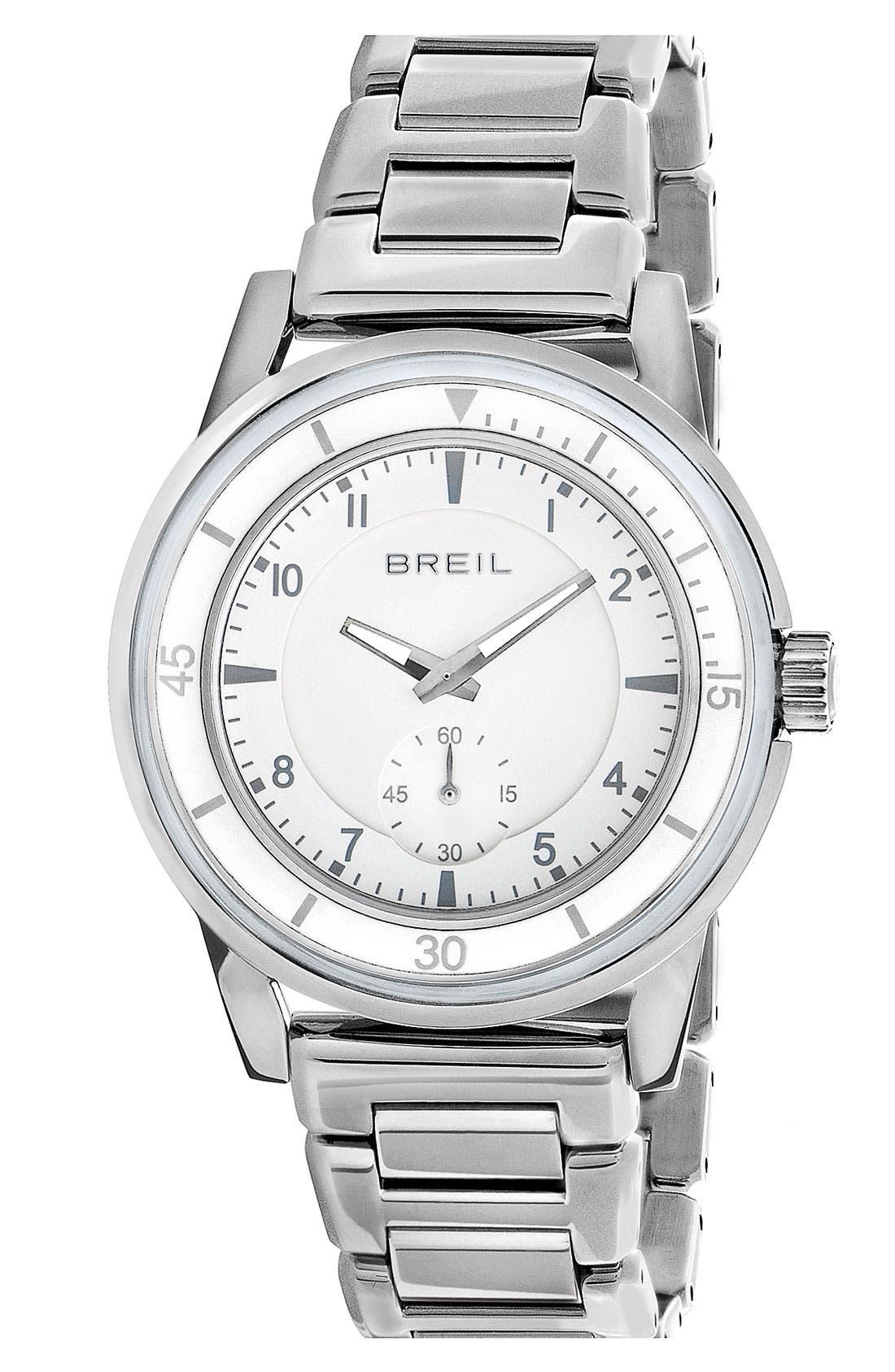 Main Image - Breil 'Orchestra' Round Bracelet Watch