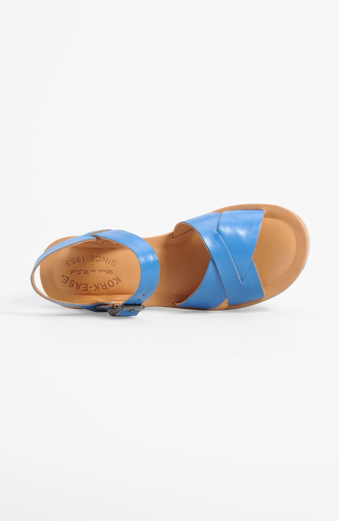 Alternate Image 3  - Kork-Ease 'Ava' Wedge Sandal (Nordstrom Exclusive)
