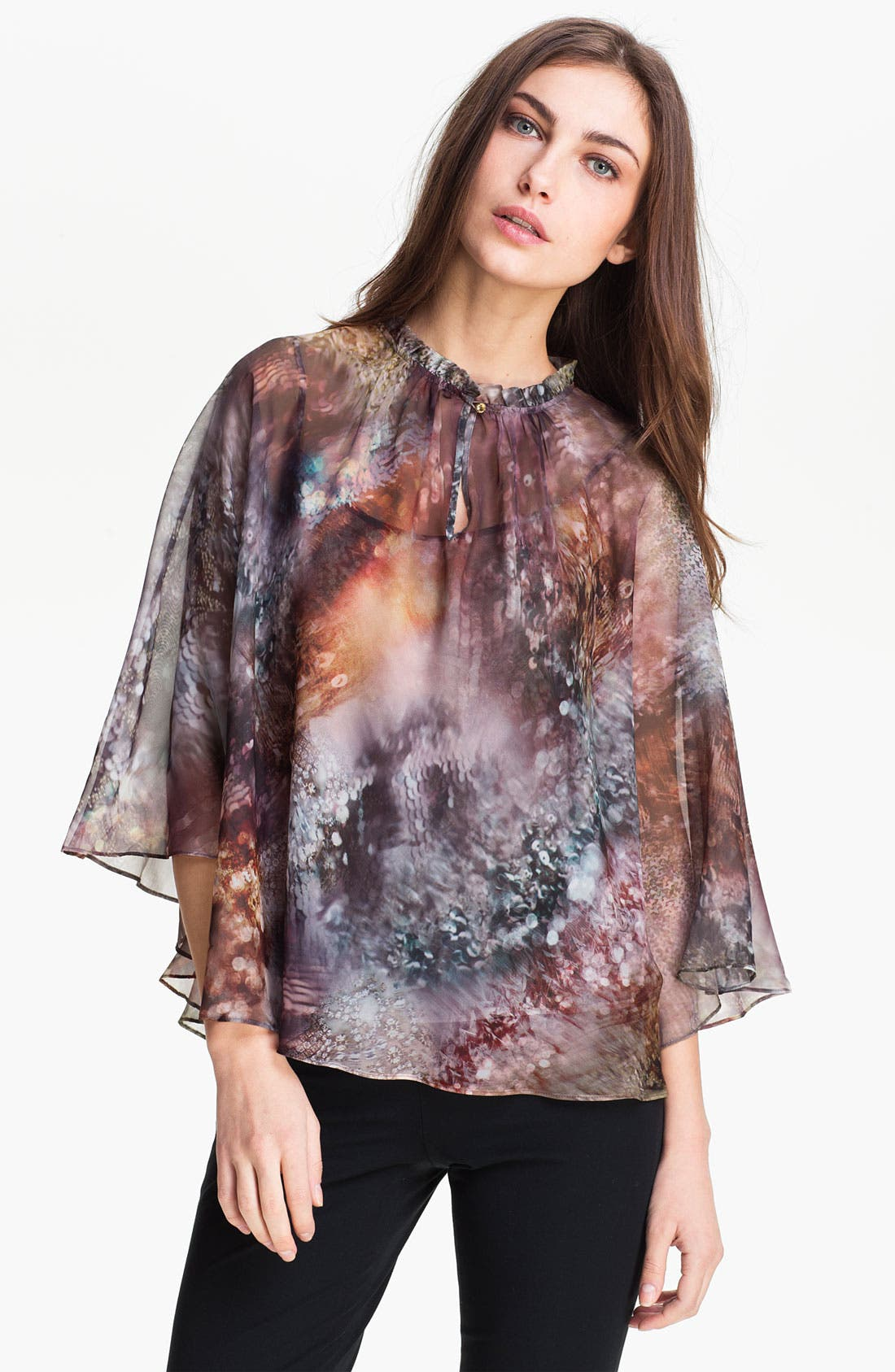 Alternate Image 1 Selected - Ted Baker London Print Top
