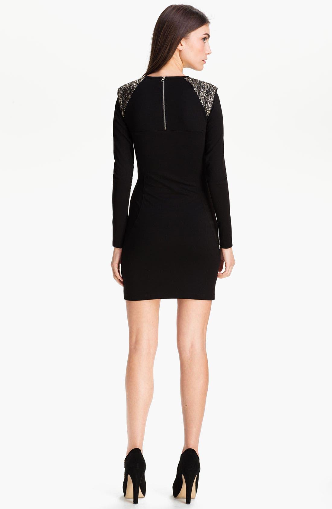Alternate Image 2  - Ted Baker London Embellished Shift Dress