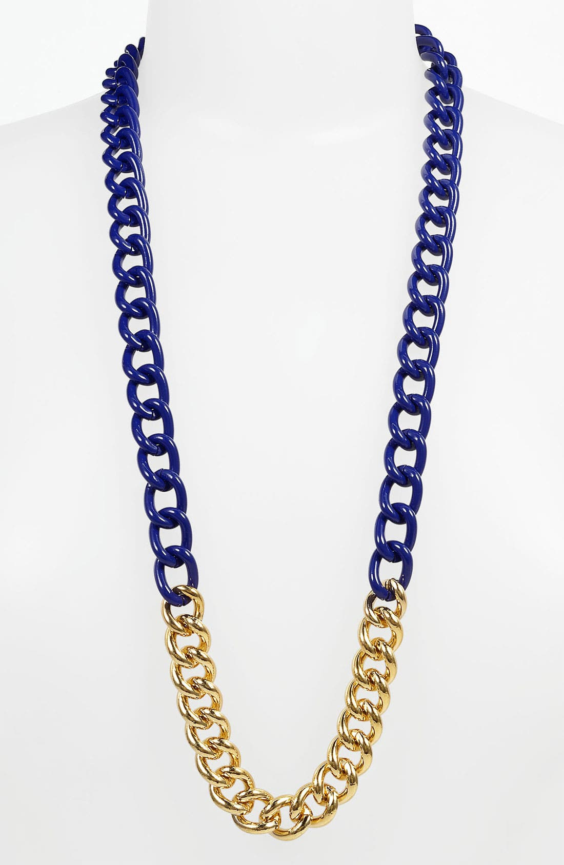 Alternate Image 1 Selected - kate spade new york long link necklace