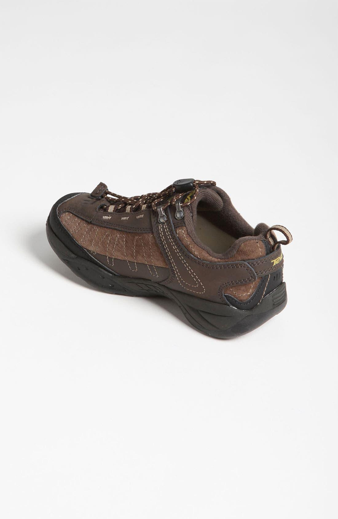 Alternate Image 2  - Teva 'Raith' Waterproof Sneaker (Toddler & Little Kid)