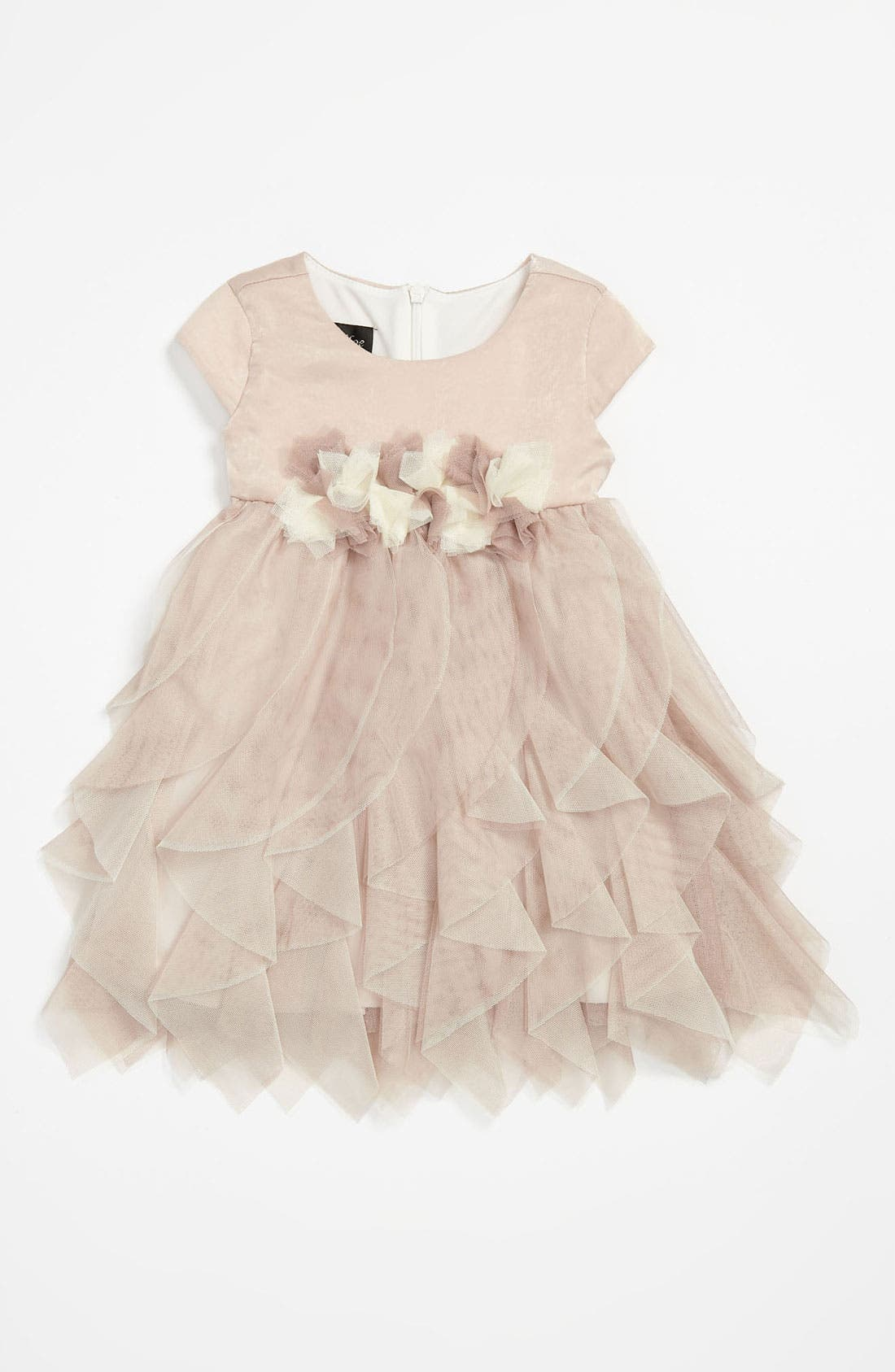 Alternate Image 1 Selected - Isobella & Chloe 'Pixie' Dress (Toddler)