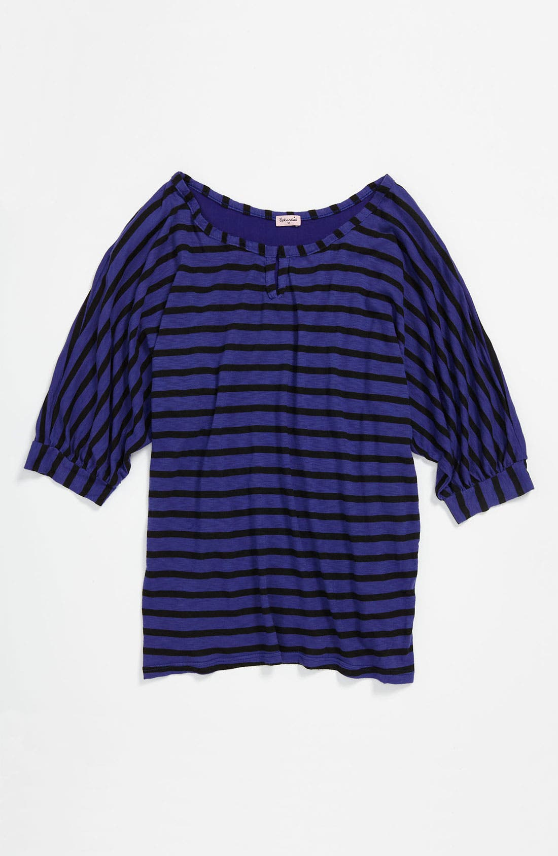 Alternate Image 1 Selected - Splendid 'Venice' Stripe Top (Big Girls)