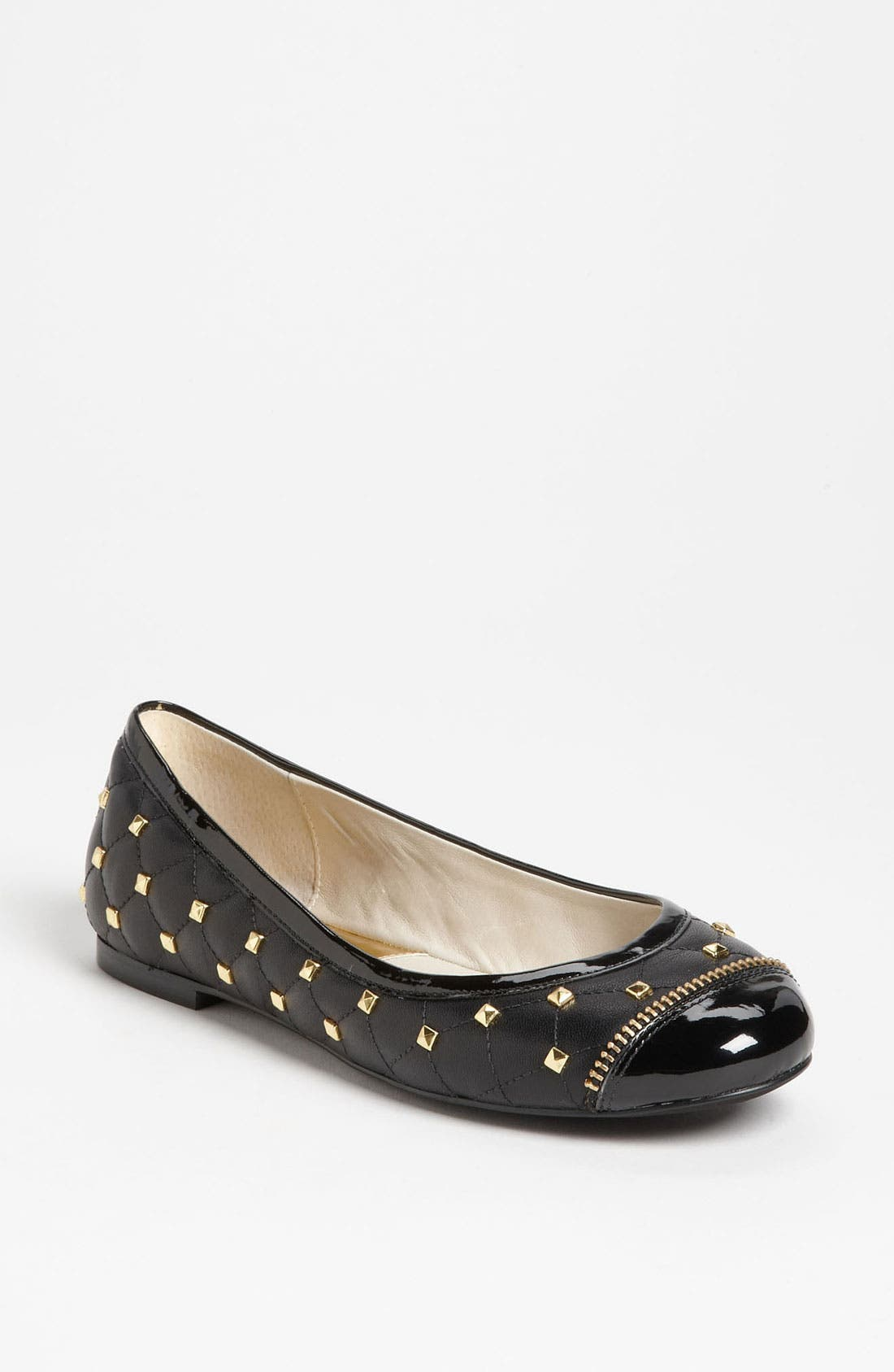 Alternate Image 1 Selected - MICHAEL Michael Kors Quilted Flat