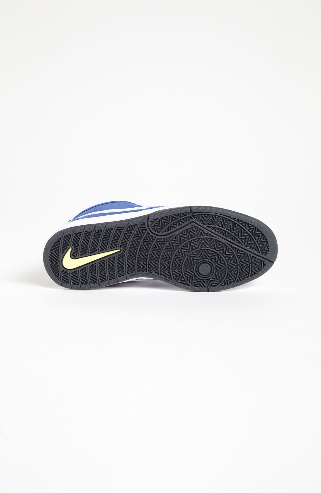 Alternate Image 4  - Nike 'Mavrk Mid 3' Sneaker (Toddler, Little Kid & Big Kid)