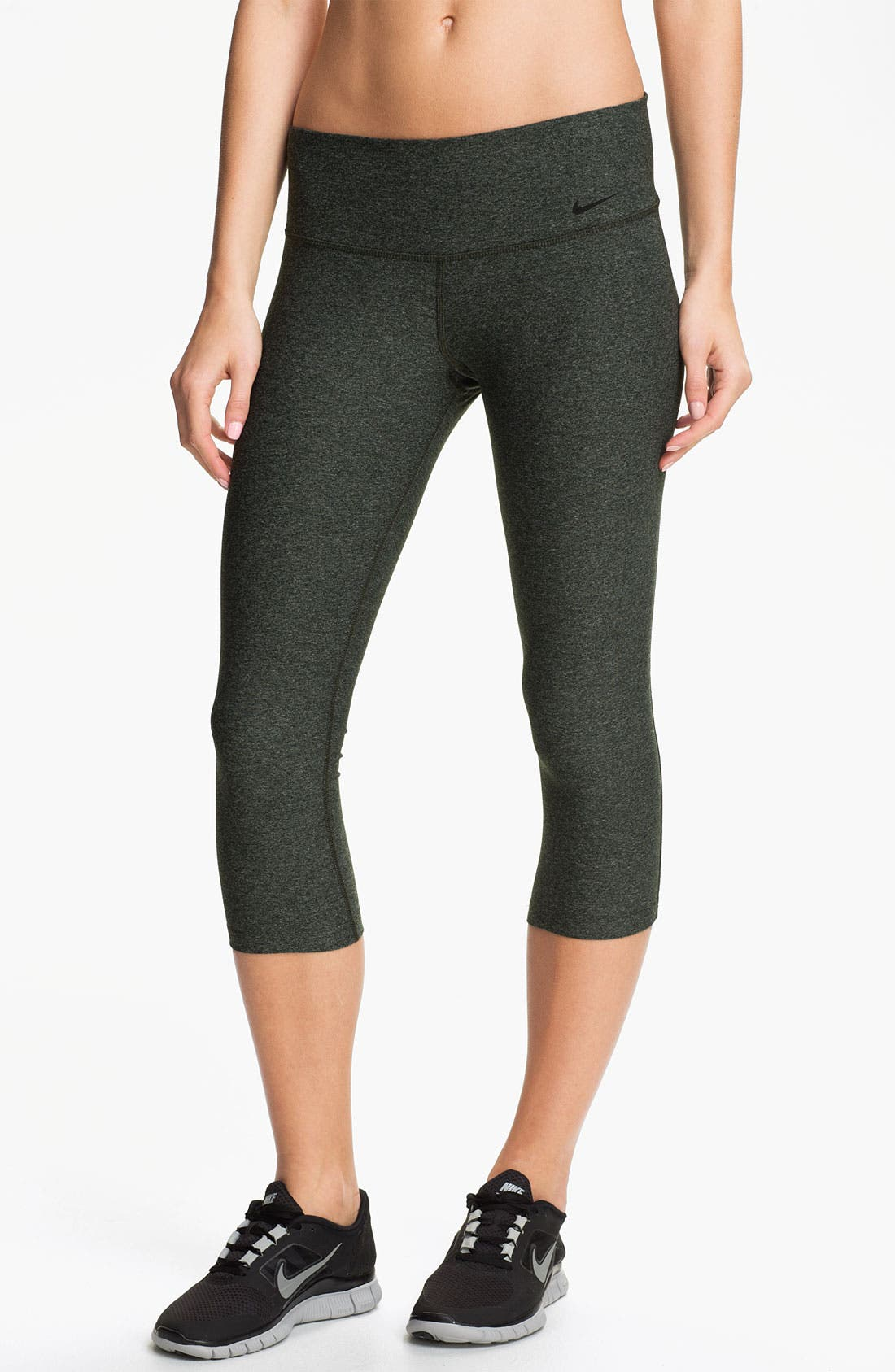 Alternate Image 1 Selected - Nike 'Legend - Tight Fit' Capris