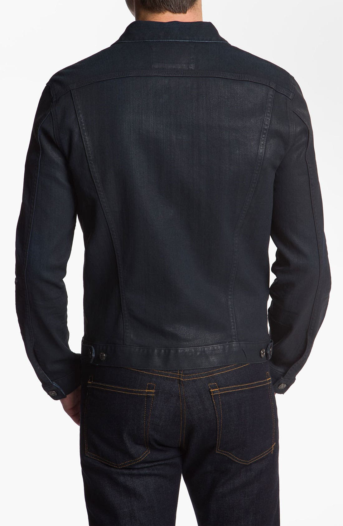 Alternate Image 2  - 7 For All Mankind® Denim Jacket