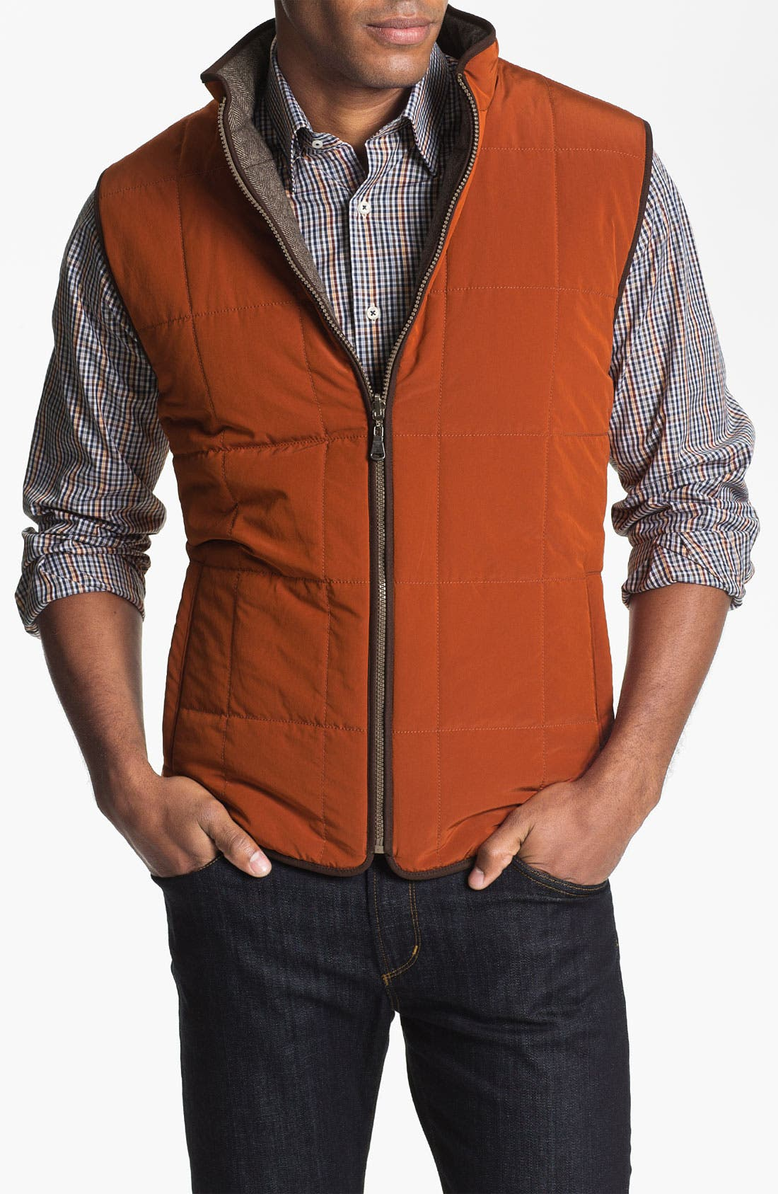 Alternate Image 4  - Tommy Bahama 'Fully Vested' Reversible Vest