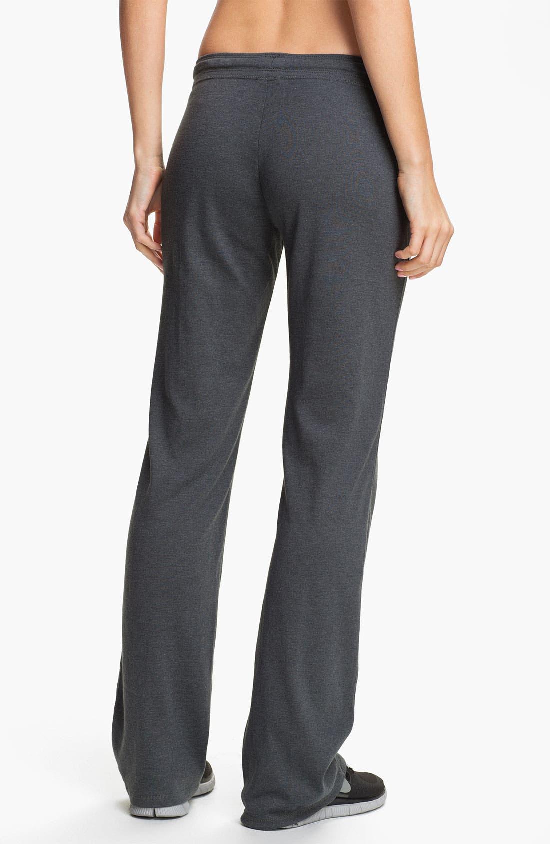 Alternate Image 2  - Nike 'Downtime' Jersey Pants