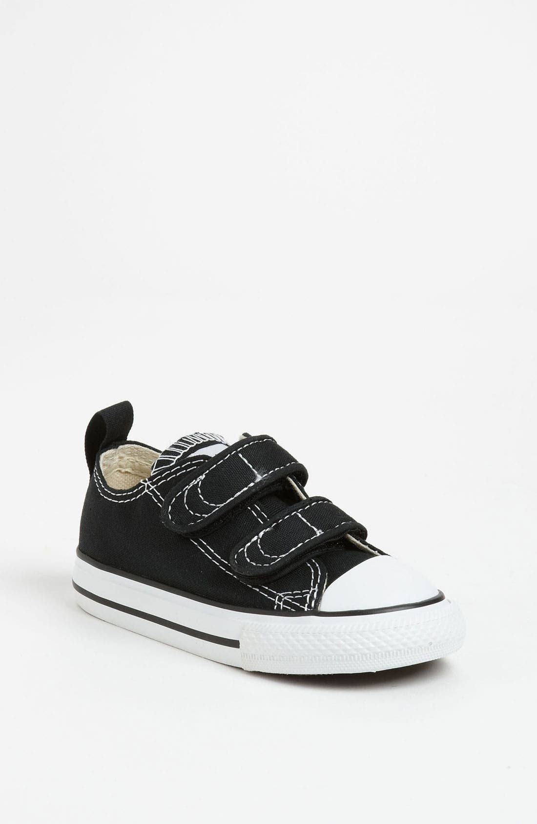 Alternate Image 1 Selected - Converse Chuck Taylor® 'Double Strap' Sneaker (Baby, Walker & Toddler)