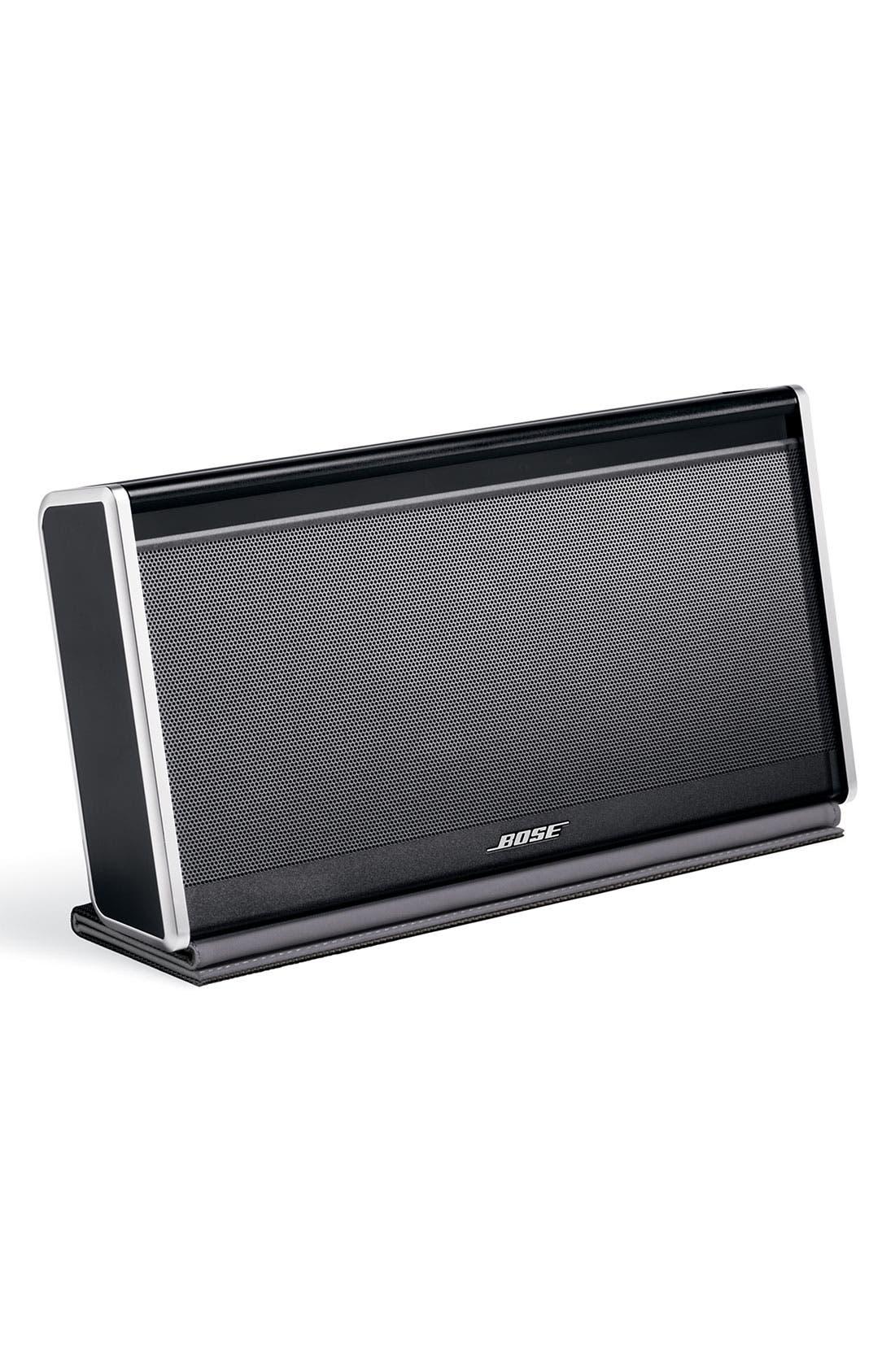 Alternate Image 3  - Bose® SoundLink® Bluetooth® Mobile Speaker II - Nylon Edition