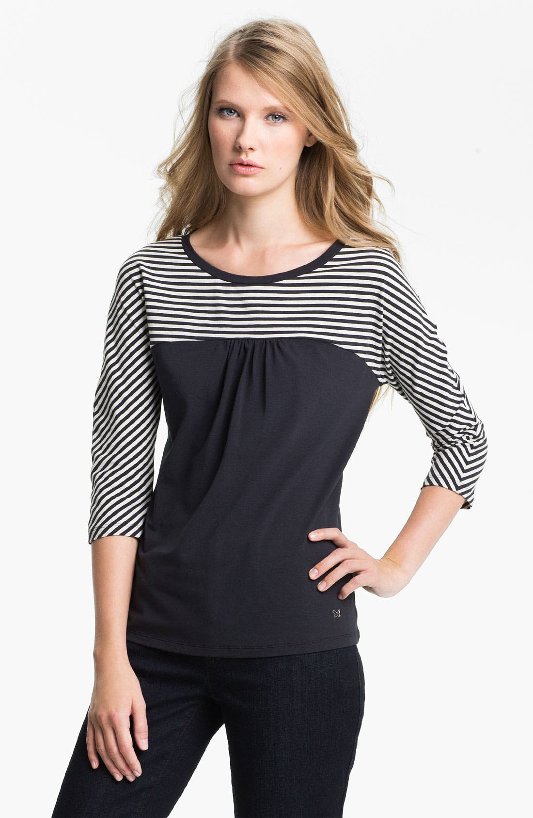 Main Image - Weekend Max Mara 'Ural' Colorblock Top