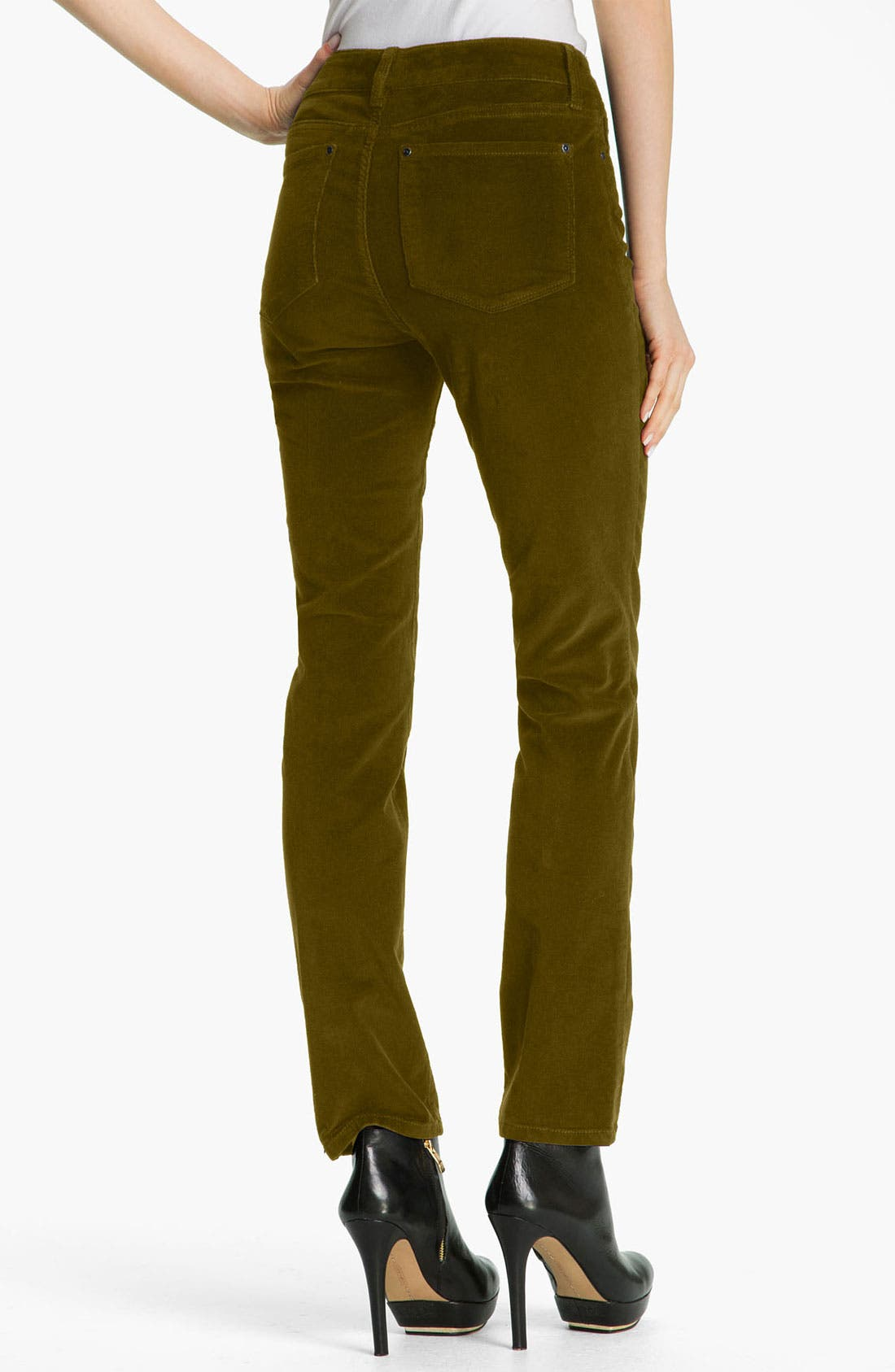 Alternate Image 1 Selected - NYDJ Skinny Corduroy Jeans