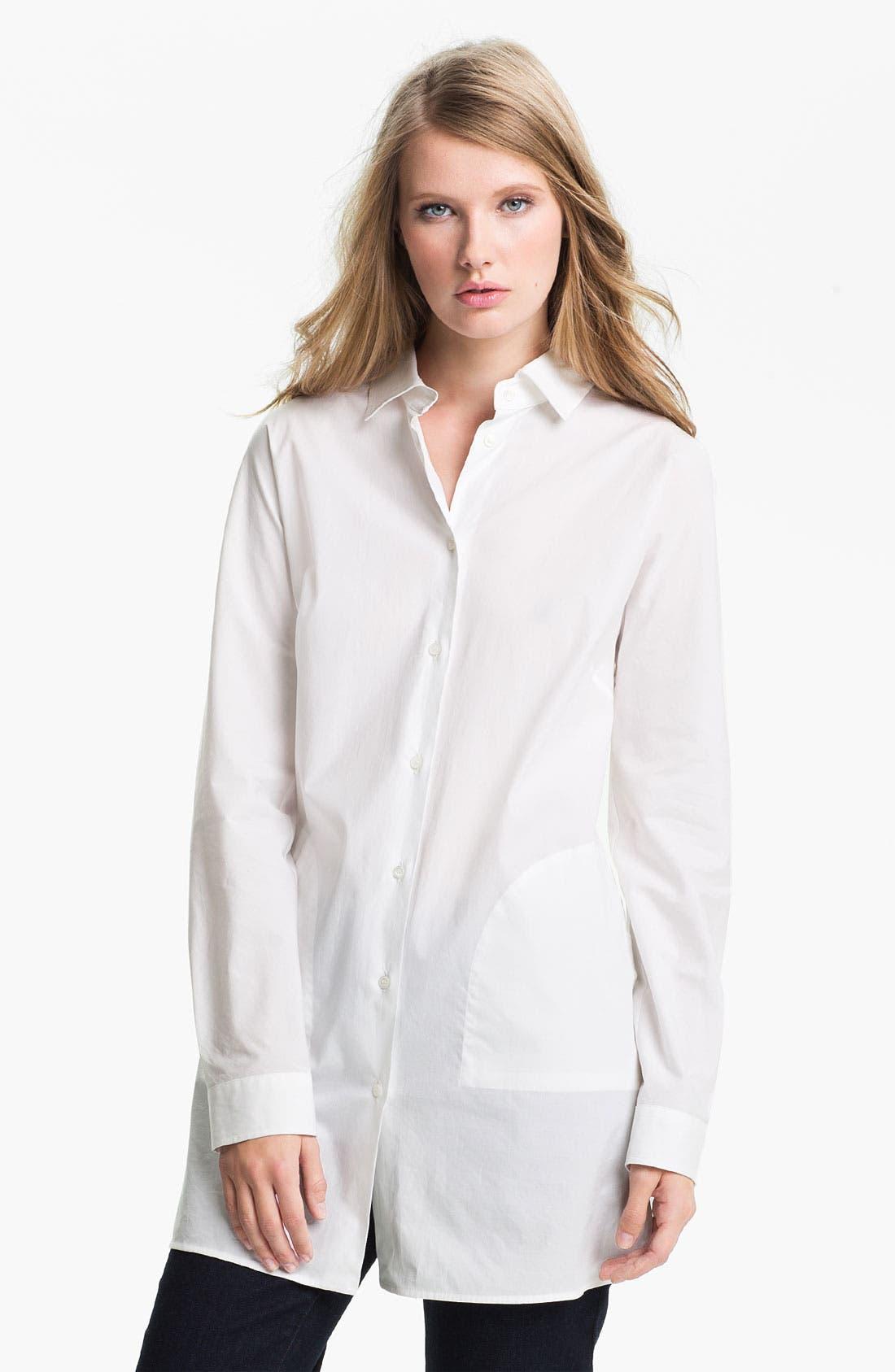 Alternate Image 1 Selected - Weekend Max Mara Tunic Shirt